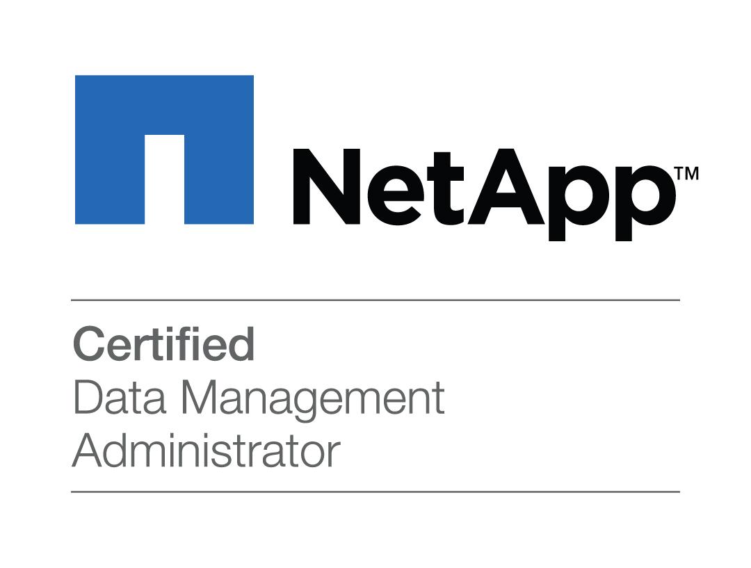 Netapp certified data management administrator it infrastructure advertisements xflitez Image collections
